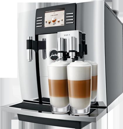 Jura Giga 5 kávéfőző gép
