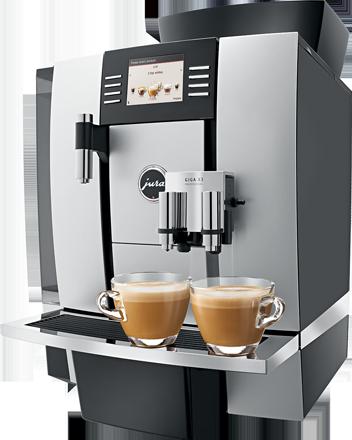 Jura Giga X3 (professzionális) kávégép
