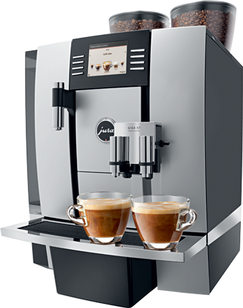 Jura Giga X7 (professzionális) kávégép