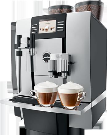 Jura Giga X9 (professzionális) kávégép