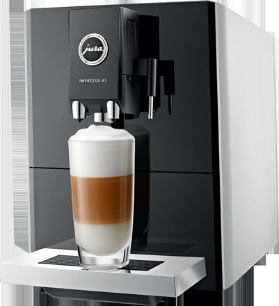 Jura Impressa A5 kávéfőző gép