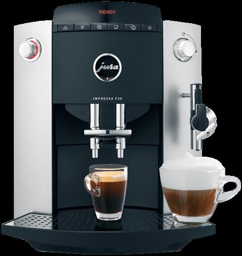 Jura Impressa F50 kávégép