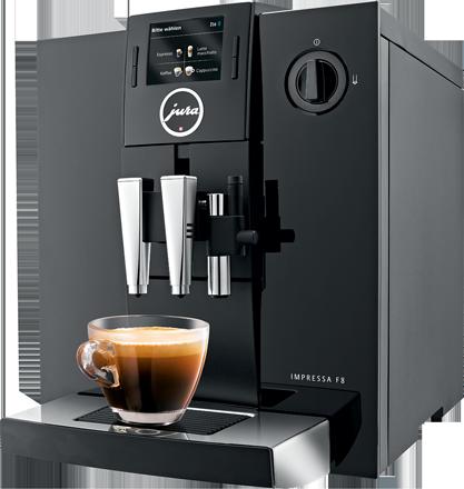 Jura Impressa F8 kávégép