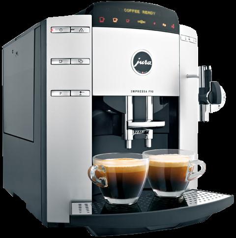 Jura Impressa F90 kávégép