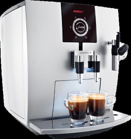 Jura Impressa J5 kávégép