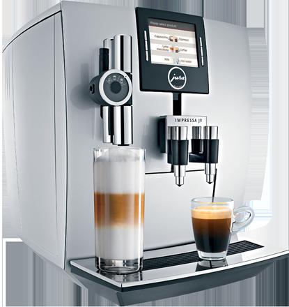 Jura Impressa J9.3 kávéfőző gép