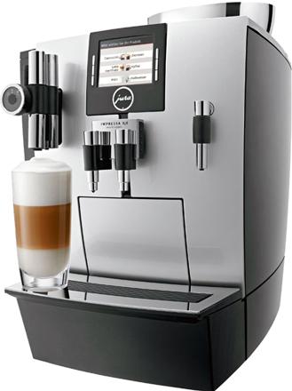 Jura Impressa XJ9 professzionális kávégép