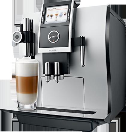 Jura Impressa Z9 kávéfőző gép