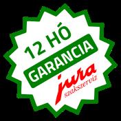 Jura szerviz - Kávégép javítás 12 hónap garanciával